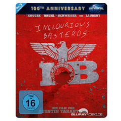 Inglourious Basterds 100th Anniversary Steelbook Collection