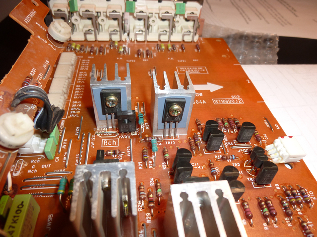 AM 75 V AM PCB