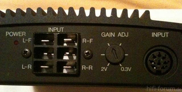 Input BQA120