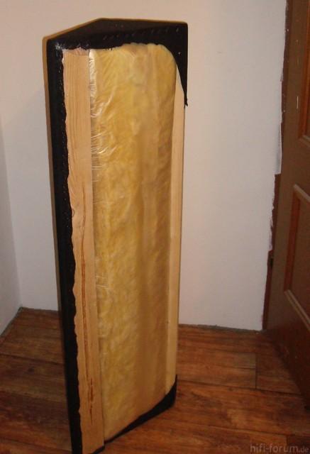 Decken  Wand Absorber