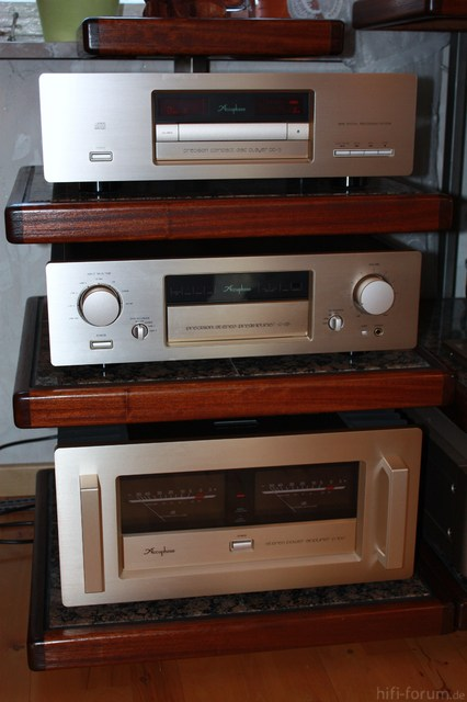 Accuphase Anlage P700, C275, DP75