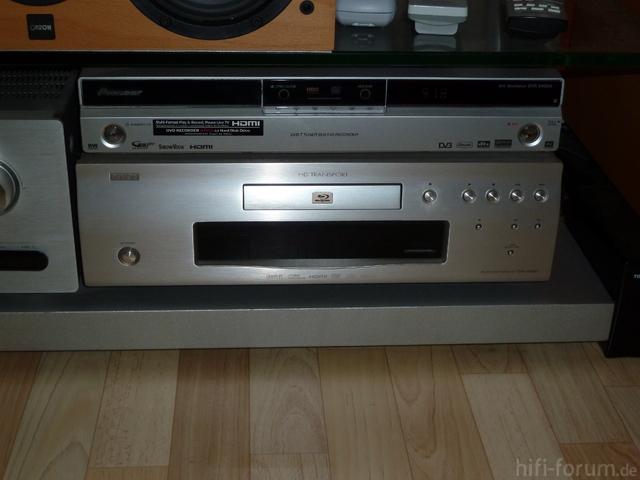 Denon DVD 2500 BT