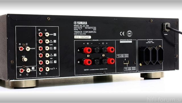 subwoofer an stereo receiver anschlie en ohne spezielle. Black Bedroom Furniture Sets. Home Design Ideas