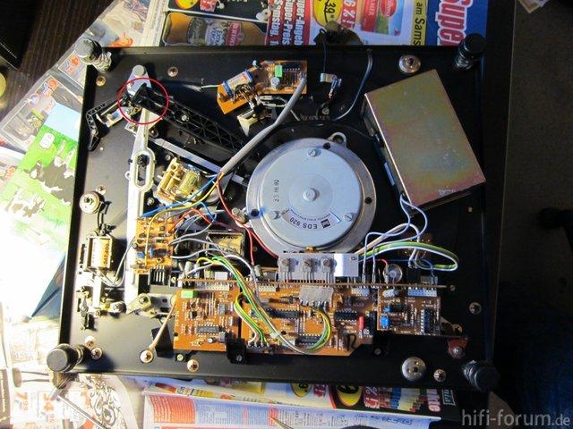 Dual 731q Reparatur 161166 1