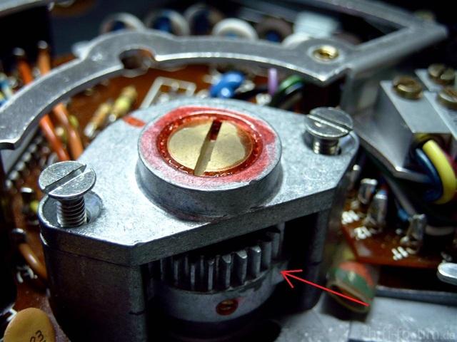 Zahnrad Motor 701