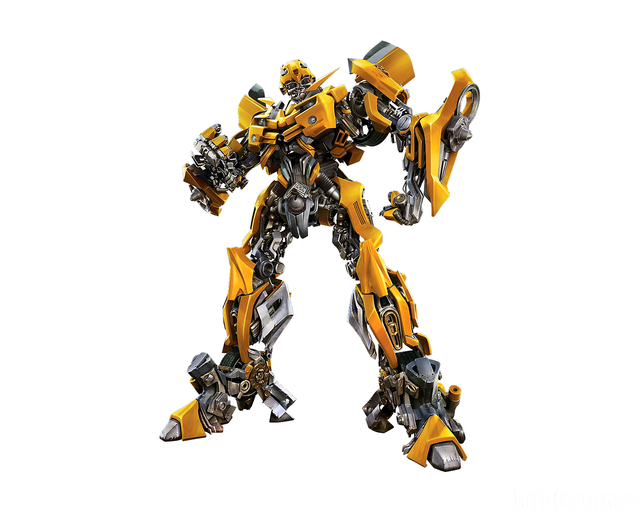 Transformers Bumblebee 1280x1024 Color