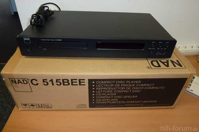 NAD C515BEE mit OVP