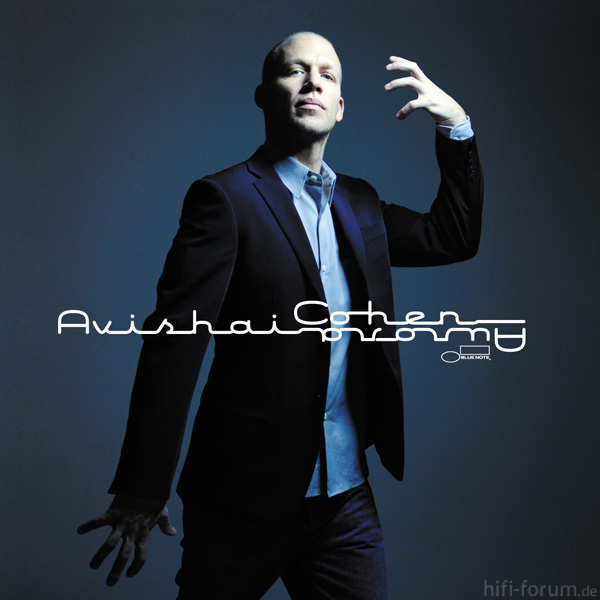 Avishai Cohen Aurora Cover