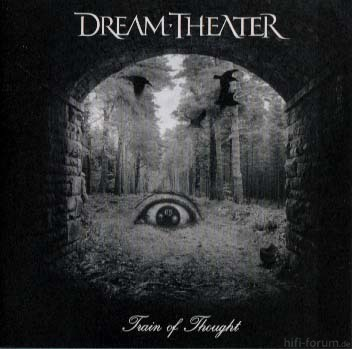 Dream Theater Train Of Thought Front