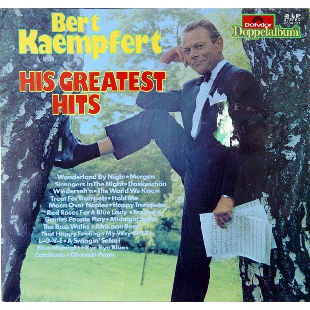 Bert Kaempfert - His Greatest Hits