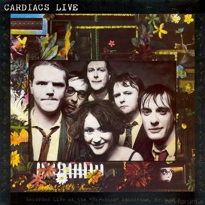 Cardiacs - Cardiacs Live