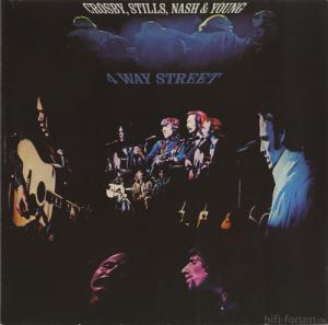 Crosby, Stills, Nash & Young 4 Way Street