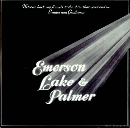 Emerson, Lake & Palmer - Welcome Back, My Friends, To The Show That Never Ends