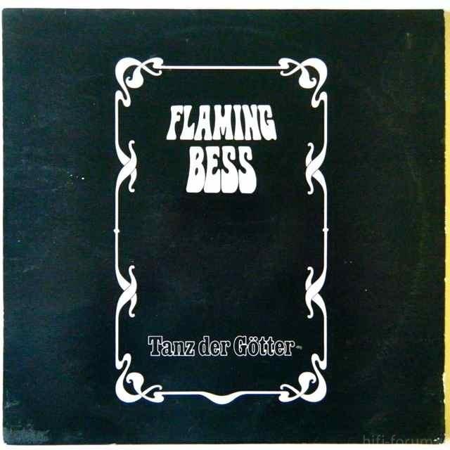 Flaming Bess - Tanz Der Götter