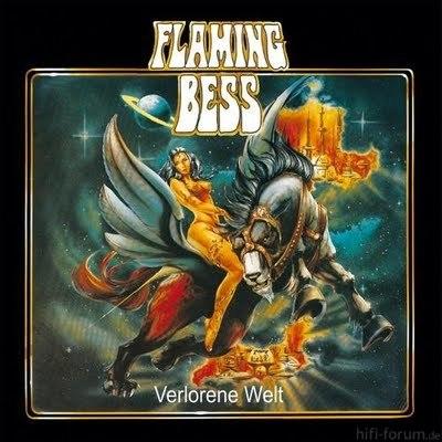 Flaming Bess Verlorene Welt (1980)