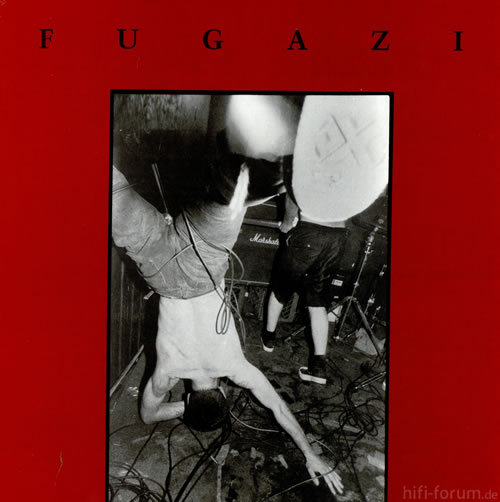 Fugazi - Fugazi