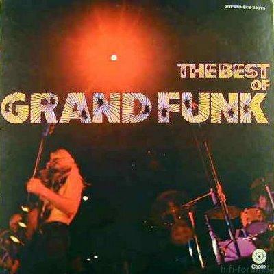 Grand Funk Railroad The Best Of