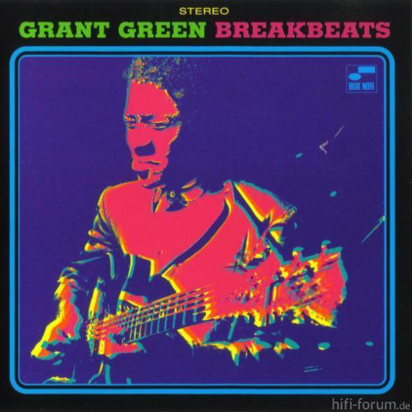 Grant Green - Blue Breakbeats