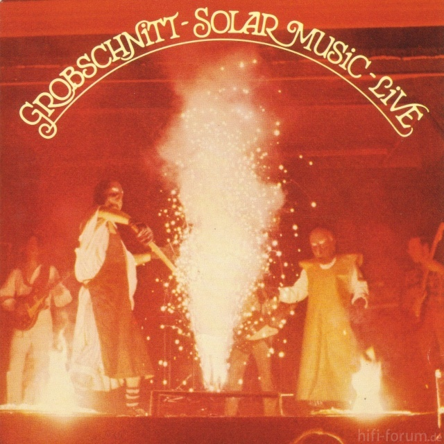 Grobschnitt - Solar Music