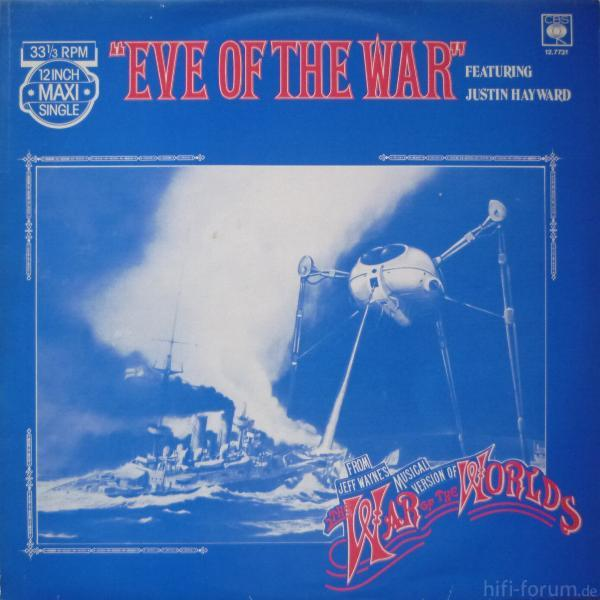 Jeff Wayne - Eve Of The War
