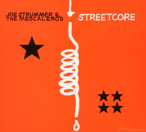 Joe Strummer & The Mescaleros Streetcore (2003)