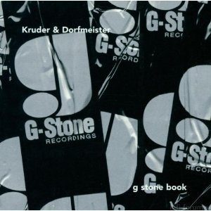 Kruder & Dorfmeister – The G-Stone Book