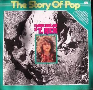 Marc Bolan & T. Rex - The Story Of Pop