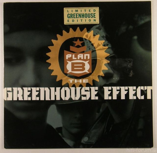 Plan B The Greenhouse Effect