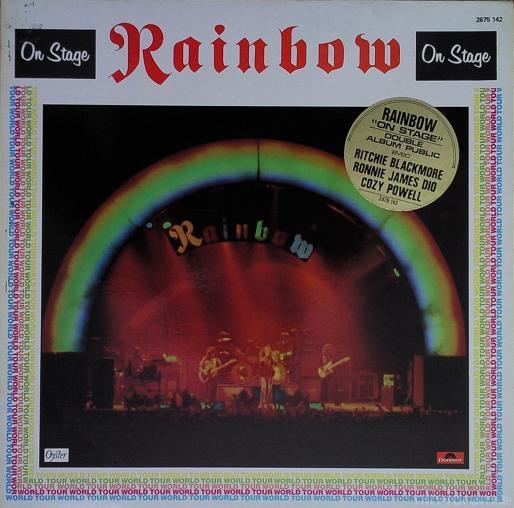 Rainbow- On Stage