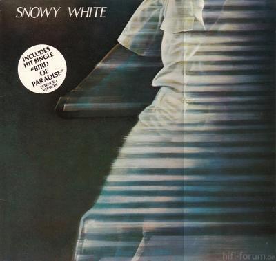 Snowy White - White Flames