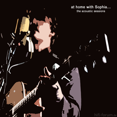 Sophia - At Home With Sophia - The Acoustic Sessions