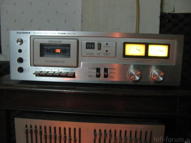 Telefunken TC 450M
