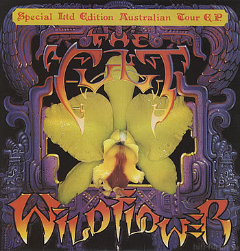 The Cult - Wild Flower (Australian Tour E.P.