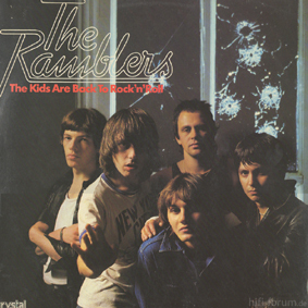 The Ramblers - The Kids Are Back To Rock'n'roll