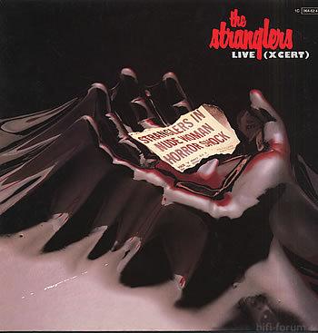 The Stranglers - Live (X Cert)