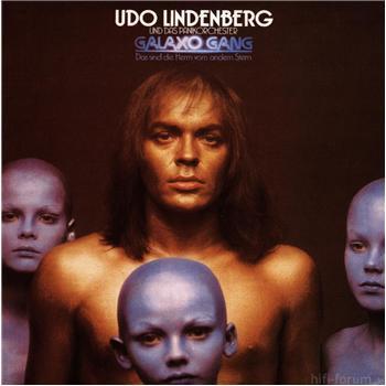 Udo Lindenberg Und Das Panikorchester - Galaxo Gang