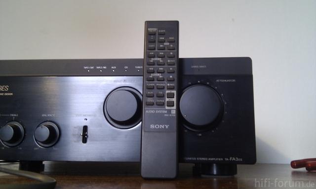 FA3 Remote