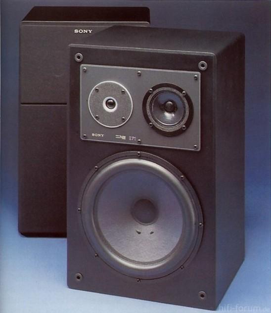 Sony SS-E71