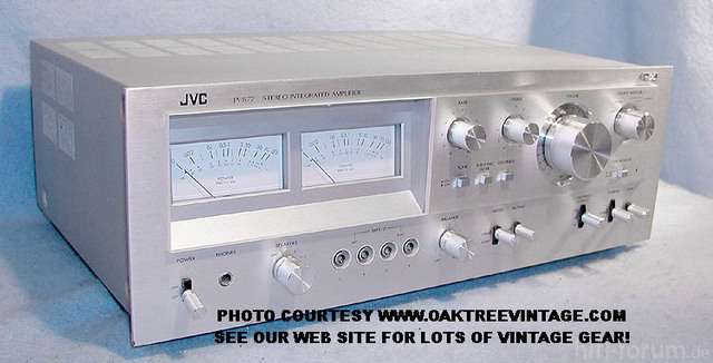JVC JA S77 Stereo Integrated Amp Web