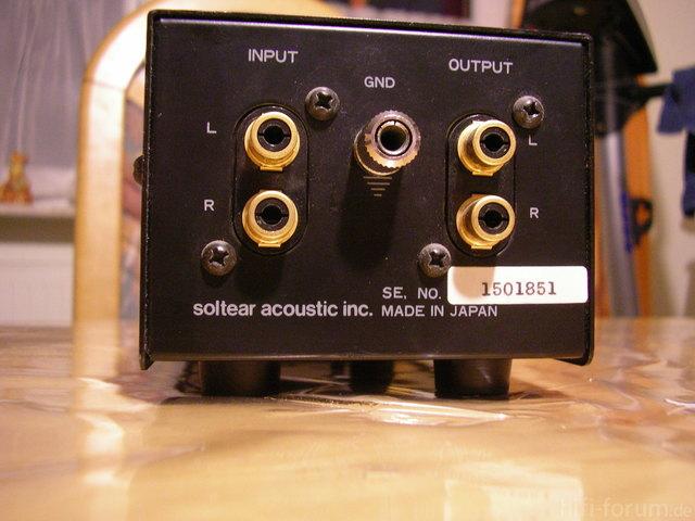 Soltear Acoustic II