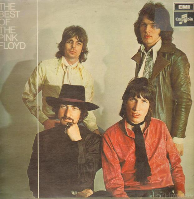 Pink Floyd Best Of(emi Columbia)