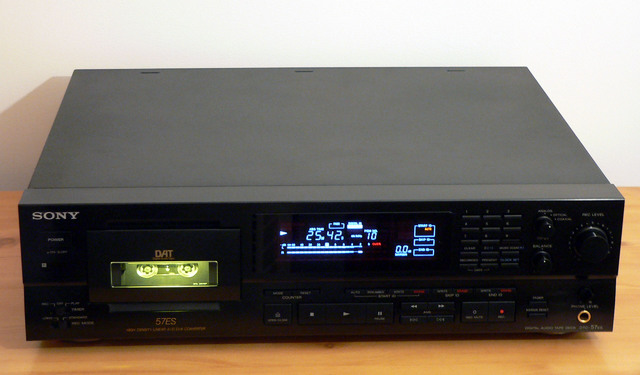 Sony DTC-57 ES