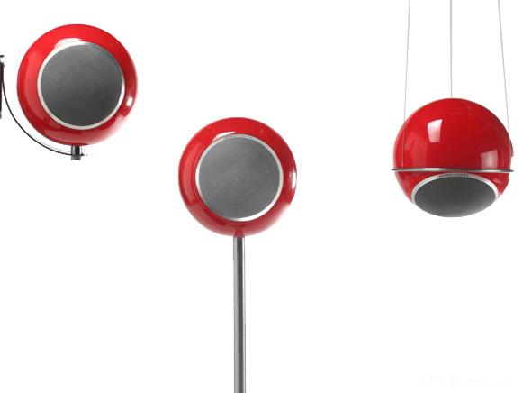 Elipson Planet L Rot Varianten
