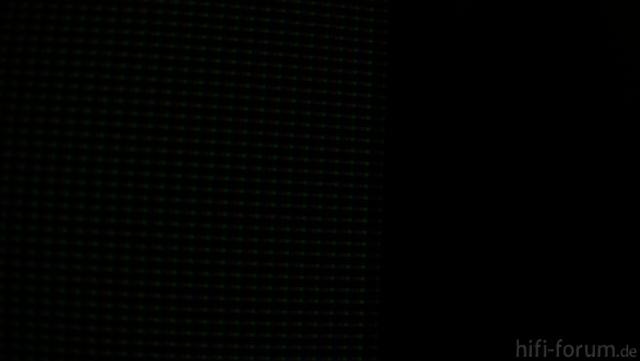 PDP-G9 Zellenvergleich 2500- 0h Vset- Min ISO50