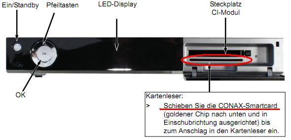 Technistar K1 Frontansicht