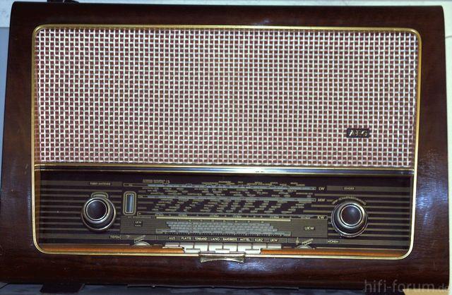 AEGRöhrenradio
