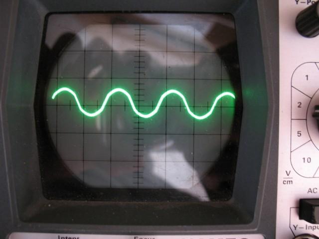1 kHz Sinus 0 dB