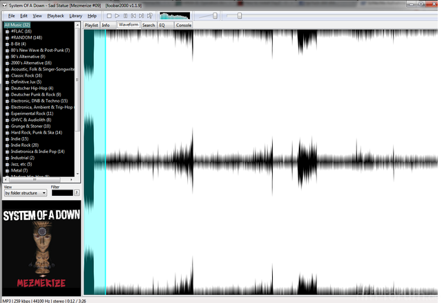 Loudness War Bei SOAD