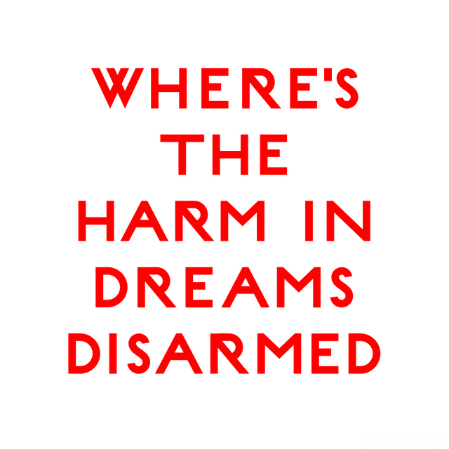 Cut City   Where`s The Harm In Dreams Disarmed