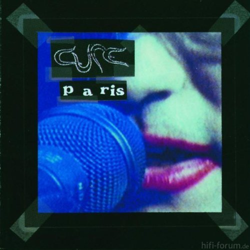 The Cure   Paris
